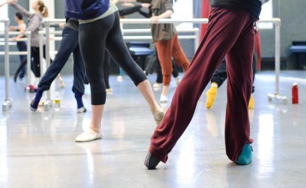 BodyVox-Absolute Beginning Ballet-Christopher Peddecord